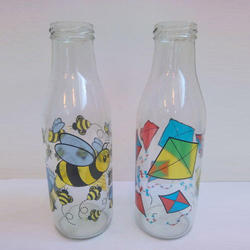 Glass Bottle Printing Services