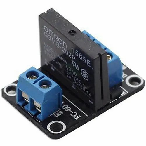 5V 1 Channel SSR  Solid State Relay Module
