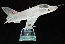 Aeroplane Crystal Miniatures