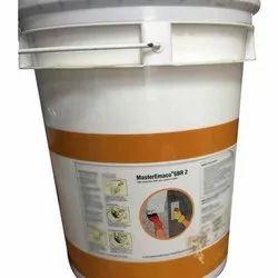 BASF Master Emaco SBR2 Waterproofing Chemical, Packaging Type: Bucket