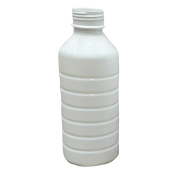 White Pesticide PET Bottle