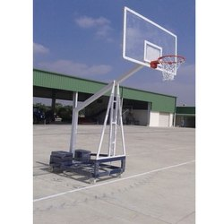 Basket Ball Pole