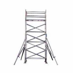 Aluminum Mobile Scaffolding Ladder