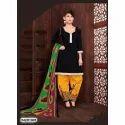 Cotton Ladies Patiala Suits