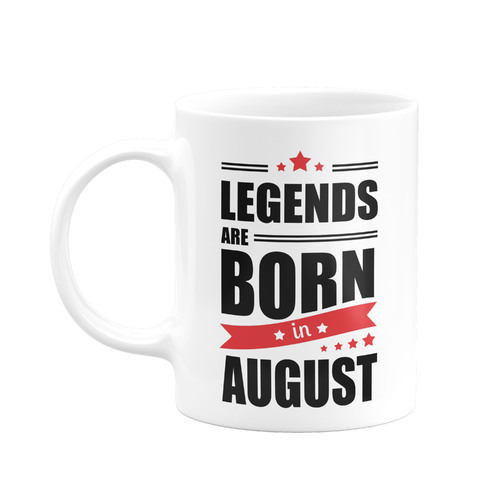 Eagletail India White Printed Birthday Mugs For Birthday Gift Rs