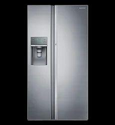 Samsung Refrigerator Food Showcase