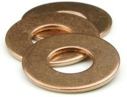 Sahimac Bronze Washer, Packaging Type: Packet, Round, Rs 10 /piece