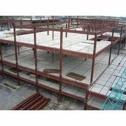 Heavy MS Fabrication Structure Service