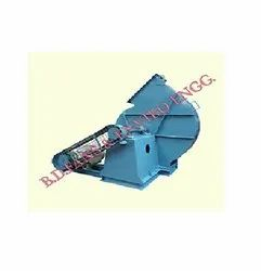 V-Belt Driven Units ID Fan, For Industrial, Capacity: Up To 1500000 Cmh