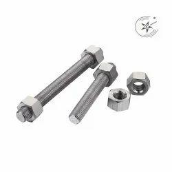 Titanium Gr 2 Nut Bolt Stud