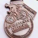 3D Copper Medal