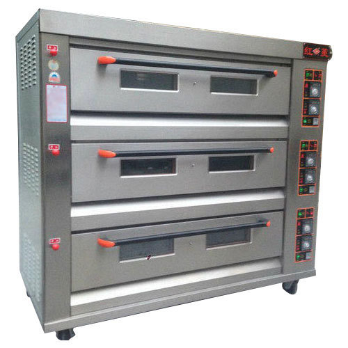 Industrial Bakery Oven Bakery Gas Oven Manufacturer From