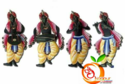 Wall Hanging Home Decor Krishna Musical Set
