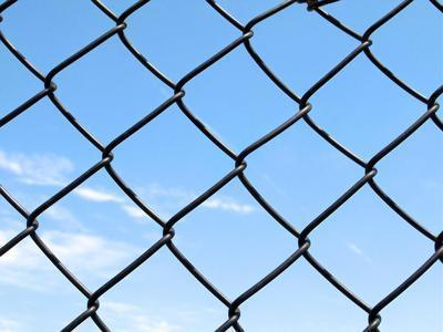 Galvanized Iron (GI) G I Chain Link Fencing