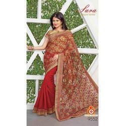Wedding Party Wear Saree