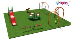 Platinum Kids Play Zone KP-KR-P102