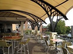 Tensile Membrane Structures for Restaurants