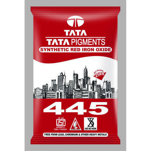 Tata Synthetic Red Iron Oxide Powder 445
