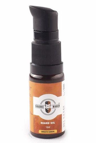 Daadhi Mooch Beard Oil Smooth Sandal With Beard Wax Men Personal
