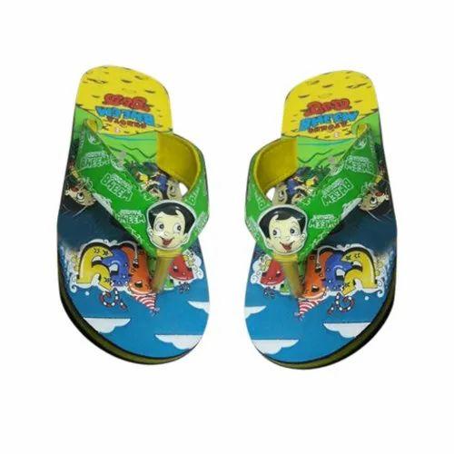 Kids Designer Slipper at Rs 120/pair