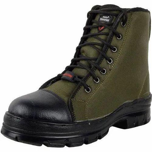 Para Topper Men\u0027\u0027s Combat Boots