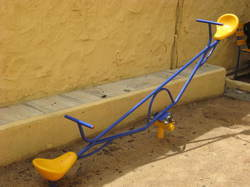 Seesaw for Parks