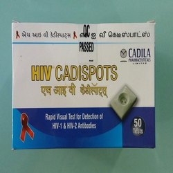 HIV Cadispots Tests kit