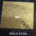 Gold Etch Designer Sheet