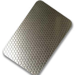 Embossed Stainless Steel Sheet