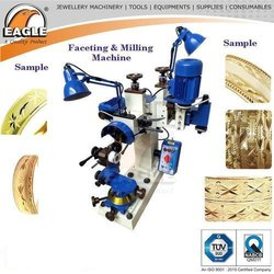 Eagle Premium Universal Double Head Faceting and Milling Machine