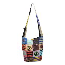 Multicolor Designer Tote Bag