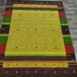 Pihue Creation Rectangular Lorry Buff Carpet, For Floor, Size: 9x12 Feet