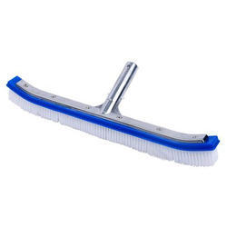 Wall Brush With Rubber Bumper
