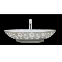 Round Table Top Wash Basin