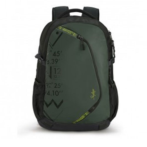 7d4eff088f Tpe Polyester Olive Laptop Backpack, Rs 2520 /piece, Sway ...