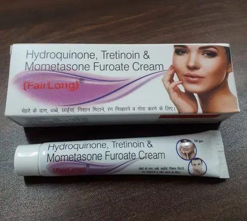 hydroquinone face cream