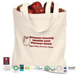Eco Cotton Reusable Bag