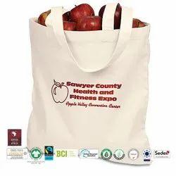 Eco Cotton Reusable Bag