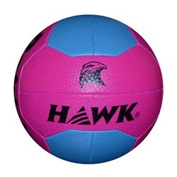 PVC Hawk Beach Pink(12p) Volley Ball