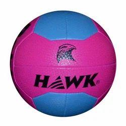 PVC Hawk Beach Pink(12p) Volley Ball