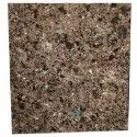 Polished Finish Antique Browncountertop Granite Slab, Thickness: 19 Mm, Size: 10*3