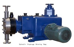 Hydraulic Actuated Diaphragm Pump