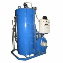 Reverse Flame Coil Type Steam Boiler