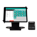 15 Inch IVEPOS POS System