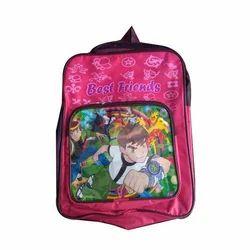 Ben 10 Kids Backpack School Bag