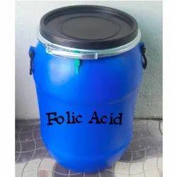 C19H19N7O6 Folic Acid
