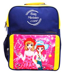 Designer School Bag For Girls