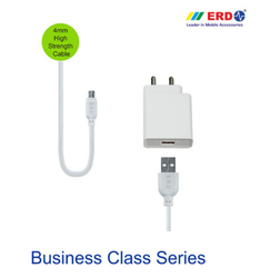 White ERD Tc 70 Bc Micro USB Charger