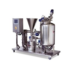 Inoxpa Solid Liquid Mixing System