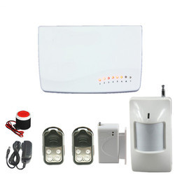 GSM Home Security Burglar Alarm System
